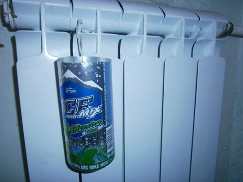 Увлажнитель воздуха для батареи своими руками